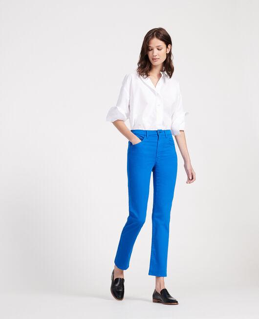Pantalón de corte recto PRINCESS BLUE