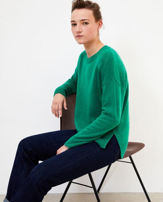 Jersey de cachemir ULTRA GREEN