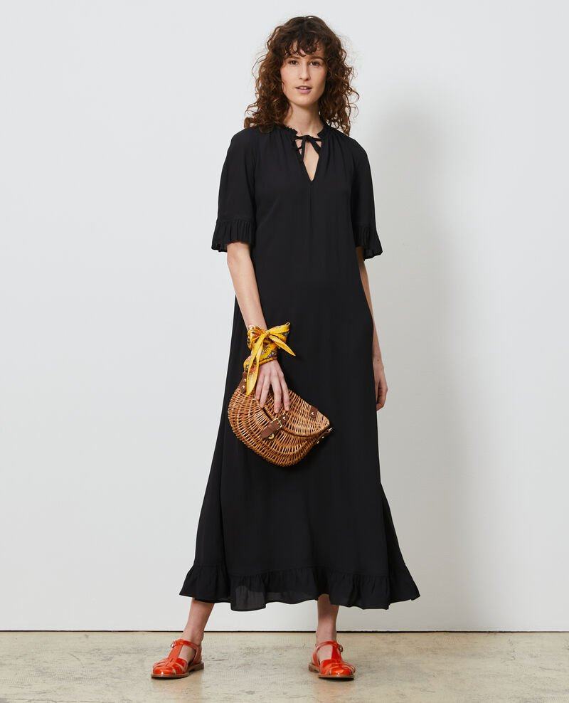 Vestido largo Black beauty Niville