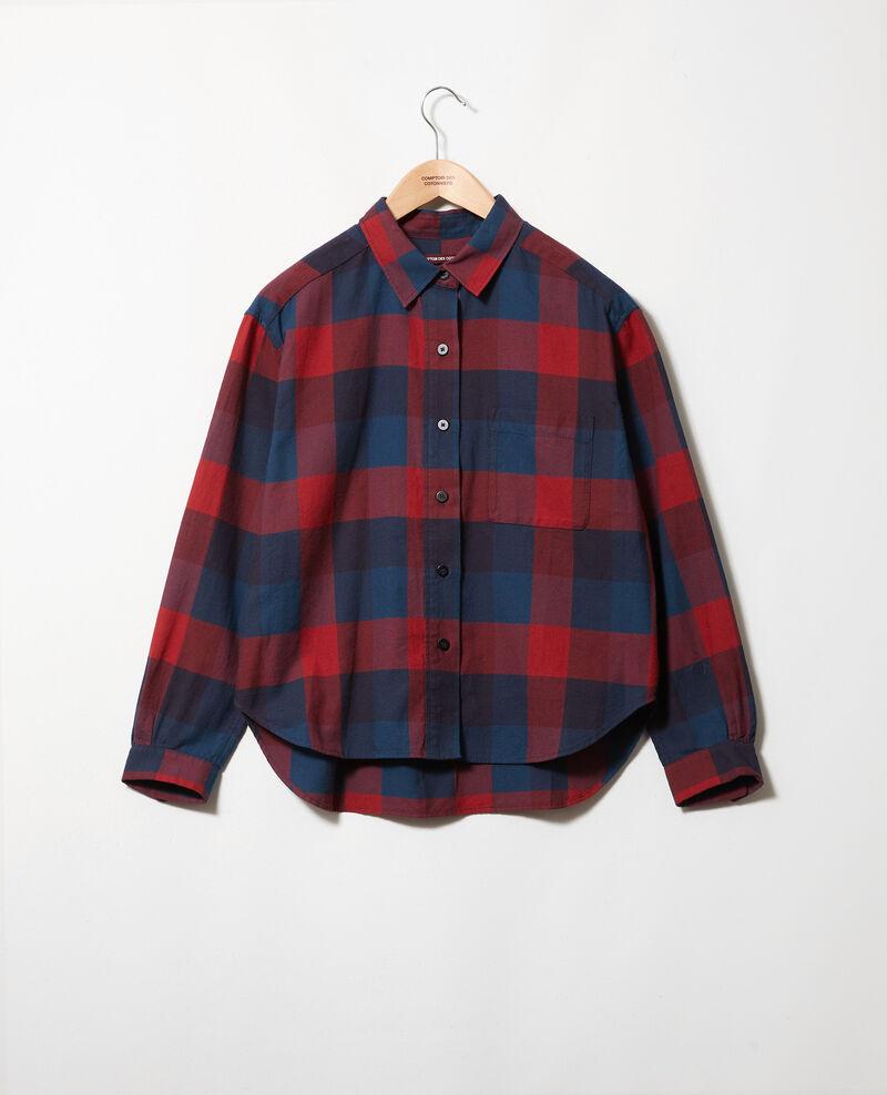 Camisa de cuadros  Check Jivonnu
