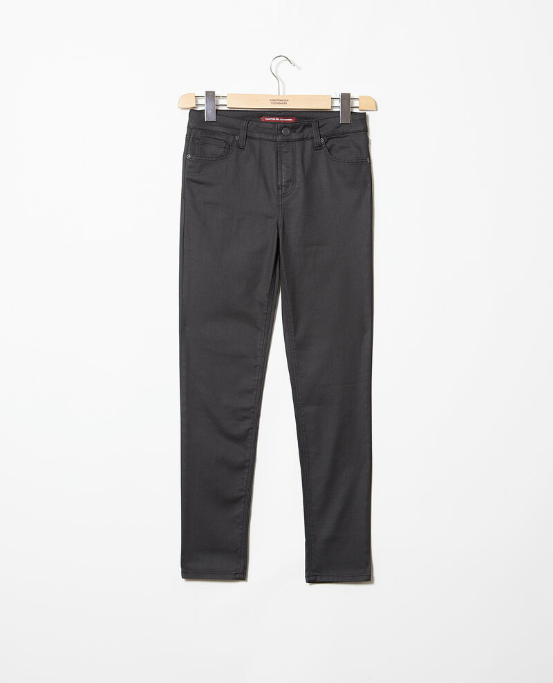 Jeans skinny regular Noir Igoated