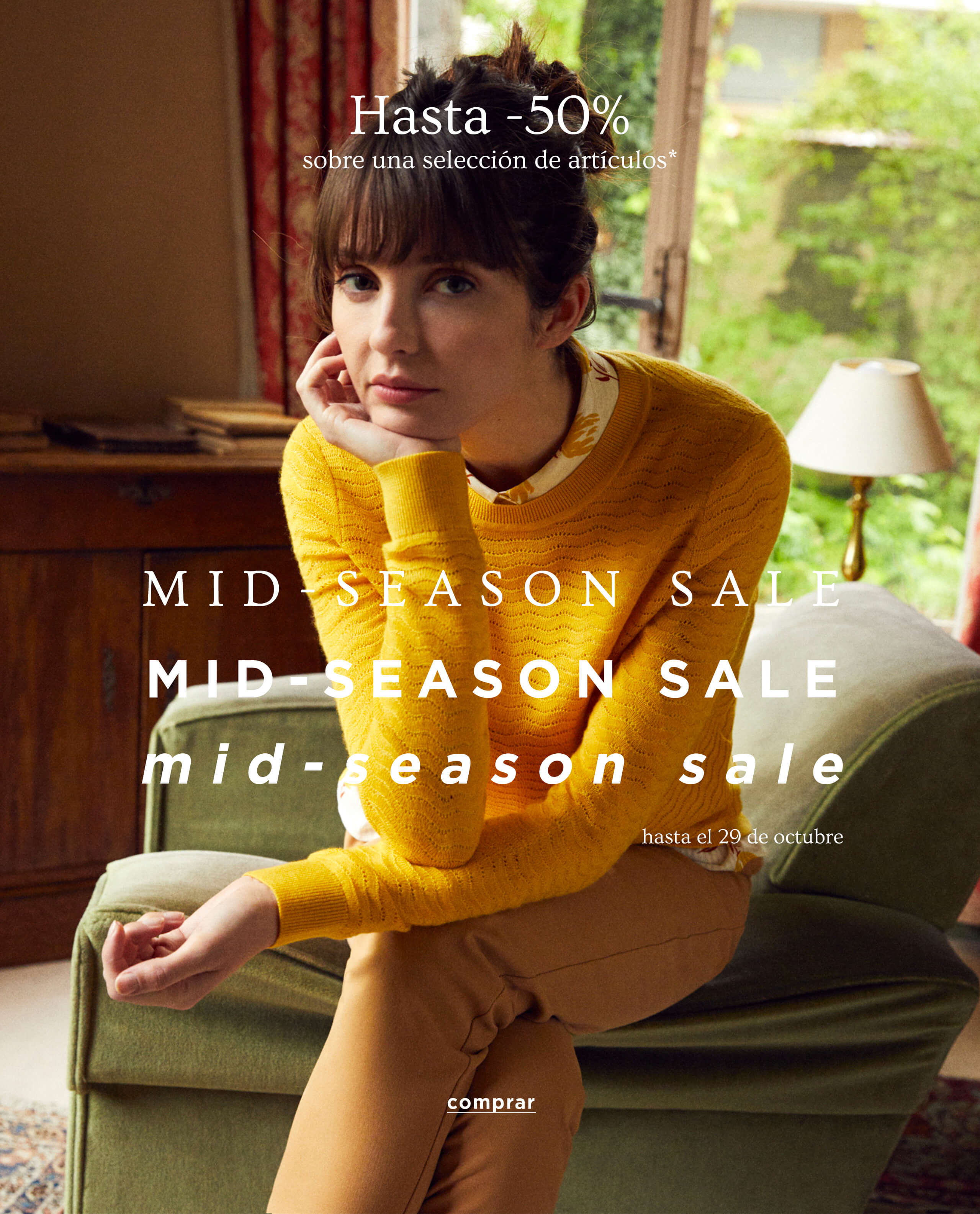 Mid-Season Sale 2019