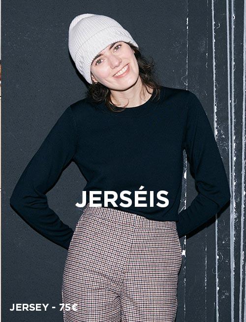 Jerséis - Desktop