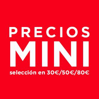 Precios Mini SS21