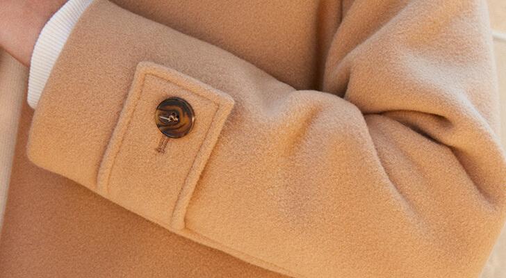 El abrigo de cachemir