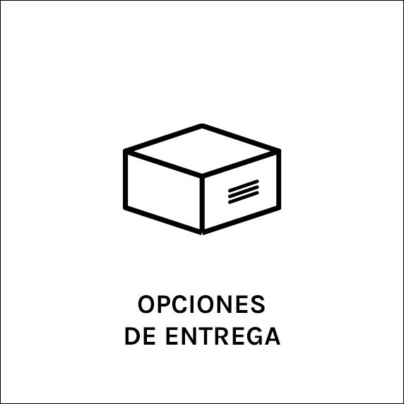 Opciones de entrega