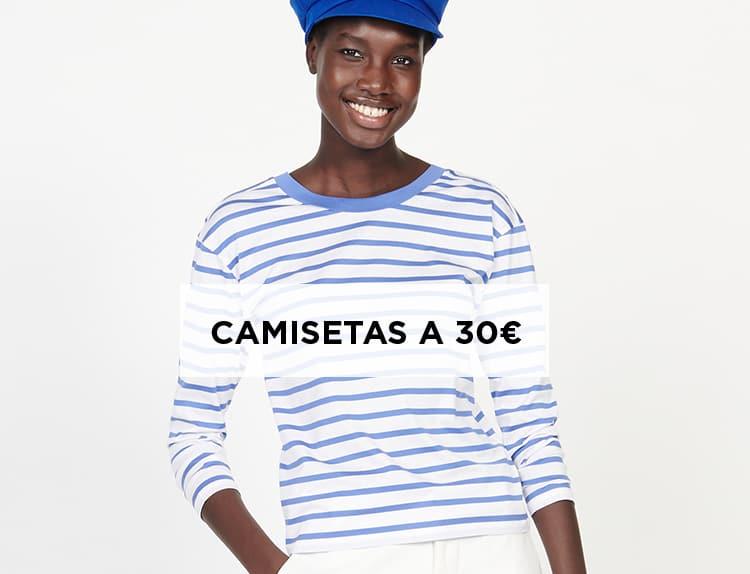 T-shirts a 30€