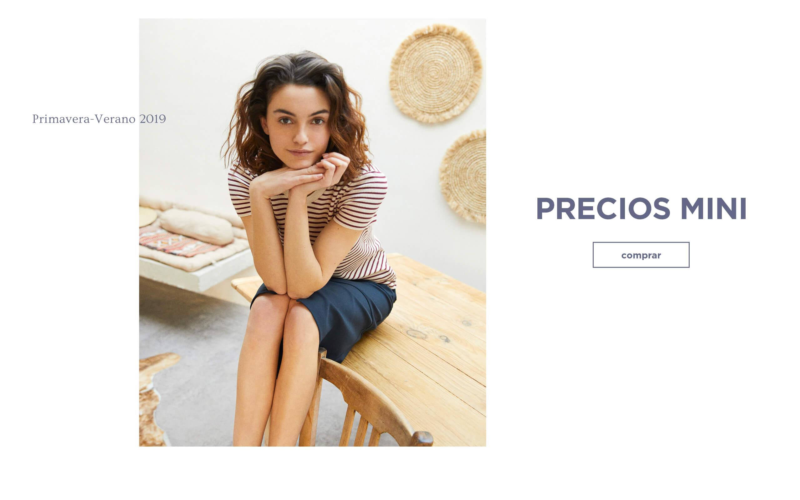 Precios Mini -  Primavera-Verano 2019