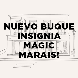 Nuevo buquo insignia Magic Marais