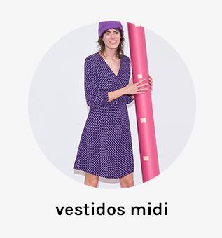 Vestidos Midi