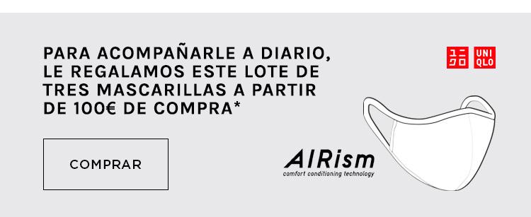 Airism Masquerillas 2020