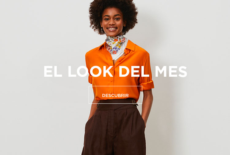 El look del mes - Mobile