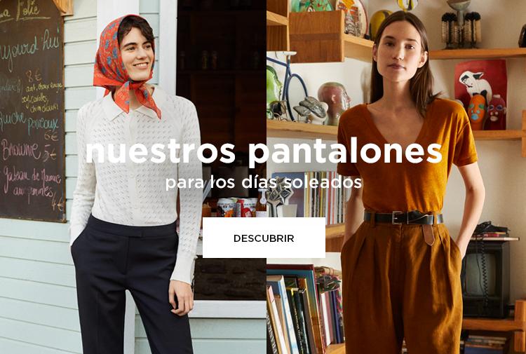 Pantalones - Mobile