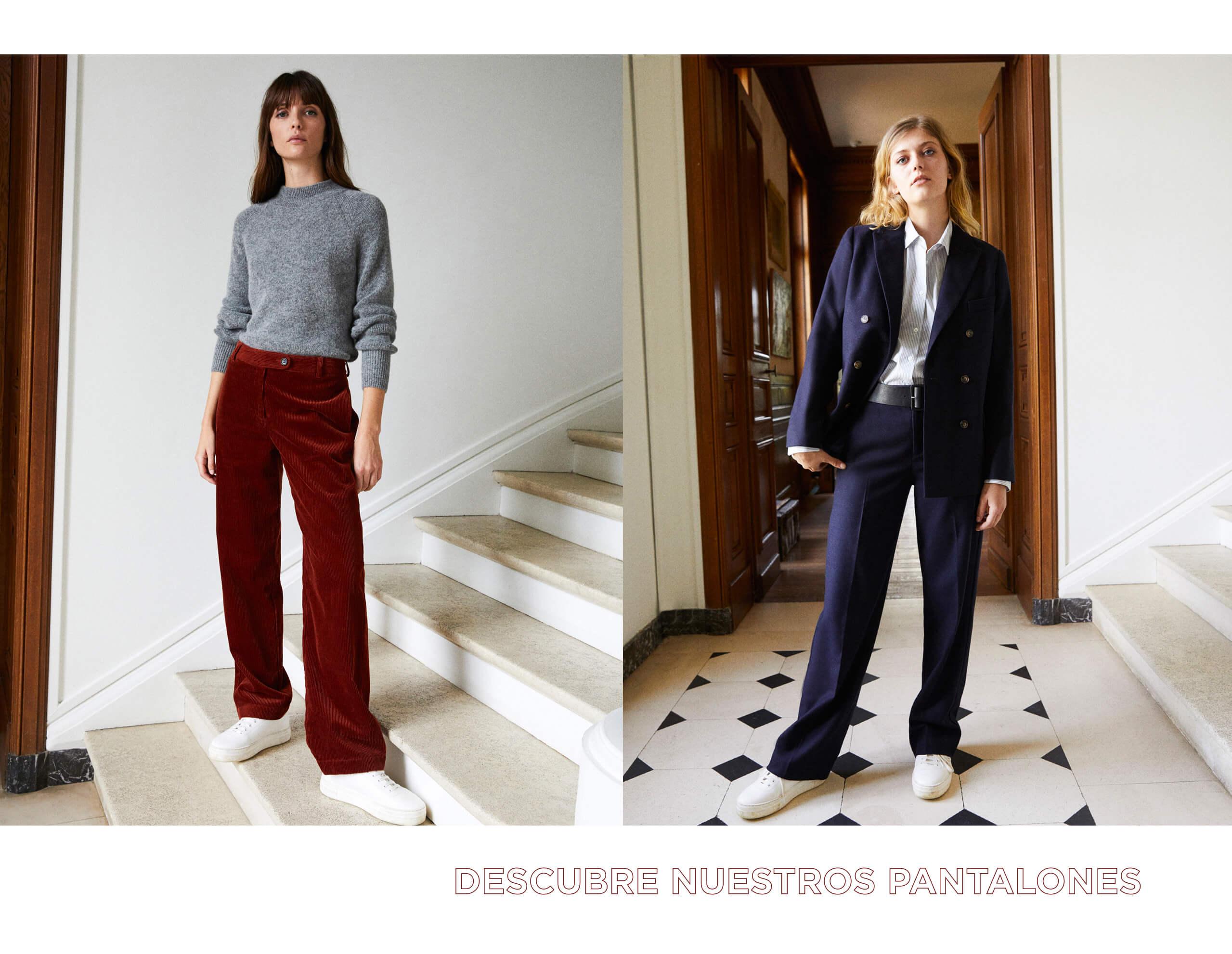 Pantalones A/H 19