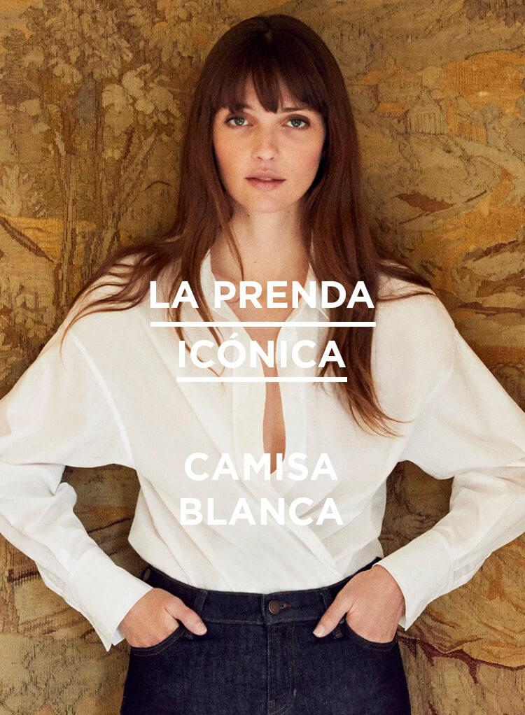 La prenda icónica - Camisa blanca