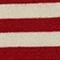 Jersey rayado de algodón y lino Str ketchup butter Licula