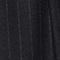 Pantalón YVONNE, ancho talle alto de lana Stripes night sky Mefari