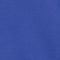 Vestido corto de algodón y seda Royal blue Nerniere