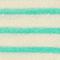 Jersey rayado de lino Stp cream jade Logron