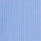 Camisa de algodón cuello subido con volante Blue as proto Mercenarai