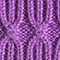 Cuello de lana Brghtviolet Phileto
