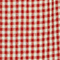 Vestido de algodón Vichy ketchup buttercream Lunel