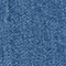 Jeans rectos en denim desteñido Denim medium wash Linneou