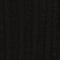 Cárdigan de punto canalé 3D Black beauty Lunery