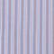 Vestido camisero de popelina Popeline stripes Lenka