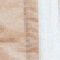 Chaqueta Mademoiselle Plume reversible Blanc/tannin Gallopo