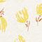 Camiseta con cuello barco de lino  Tulip buttercream Jafleural