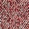 Abrigo de tweed Red melange Jiarritz